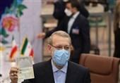 Iran's Former Parliament Speaker Larijani Registers to Run for President