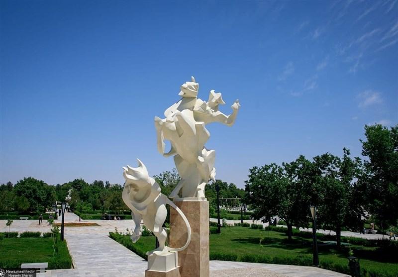 شهرداری مشهد طرحهای عمرانی اطراف آرامگاه فردوسی را تکمیل میکند