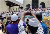 خشم مسلمانان بنگلادش: آمریکا چرا در برابر جنایات اسرائیل سکوت میکند؟