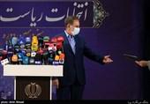 حضور اسحاق جهانگیری در ستاد انتخابات کشور