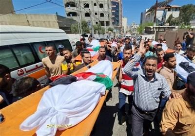 آمار جدید شهدای غزه/ تعداد شهدا به ۲۴۸ نفر رسید