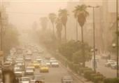 قرارگیری وضعیت هوای بوشهر در شرایط ناسالم