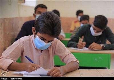 """جهاد آموزشی در مناطق محروم هرمزگان/ جمعیت فرهنگیان برای دانشآموزان """"درس عشق"""" را مشق کردند"""