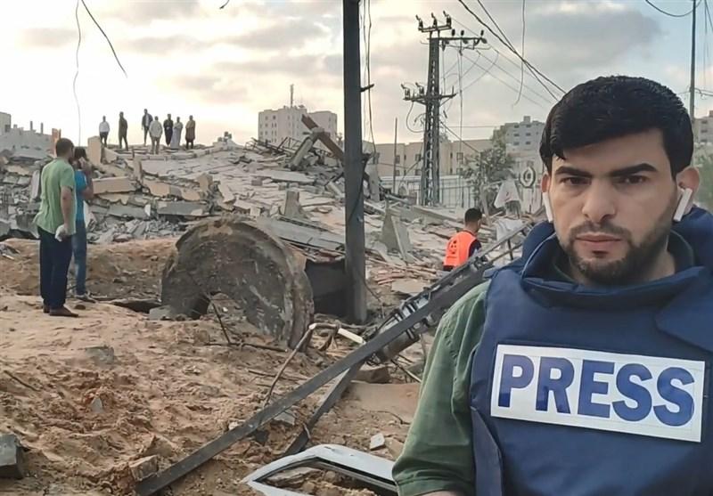 تخریب اماکن غیرنظامی در حملات اسرائیل؛ محلهای که کاملا با خاک یکسان شد/ گزارش میدانی