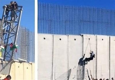 آخرین تحولات فلسطین| پایگاه نظامی صهیونیستی در شرق خانیونس هدف حمله موشکی قرار گرفت/ تلاش جوانان برای عبور از دیوار مرزی لبنان-فلسطین اشغالی