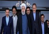 صف طولانی شرکای روحانی برای ورود به پاستور/ موافقان وضع موجود در پی #دولت_سوم_روحانی