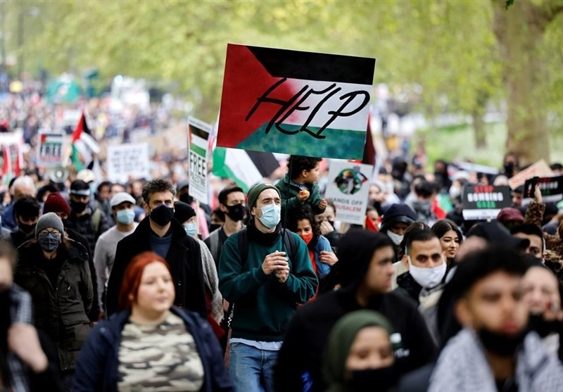 'Free Palestine, Boycott Israel': Rallies Held across Europe in Support of Palestinians