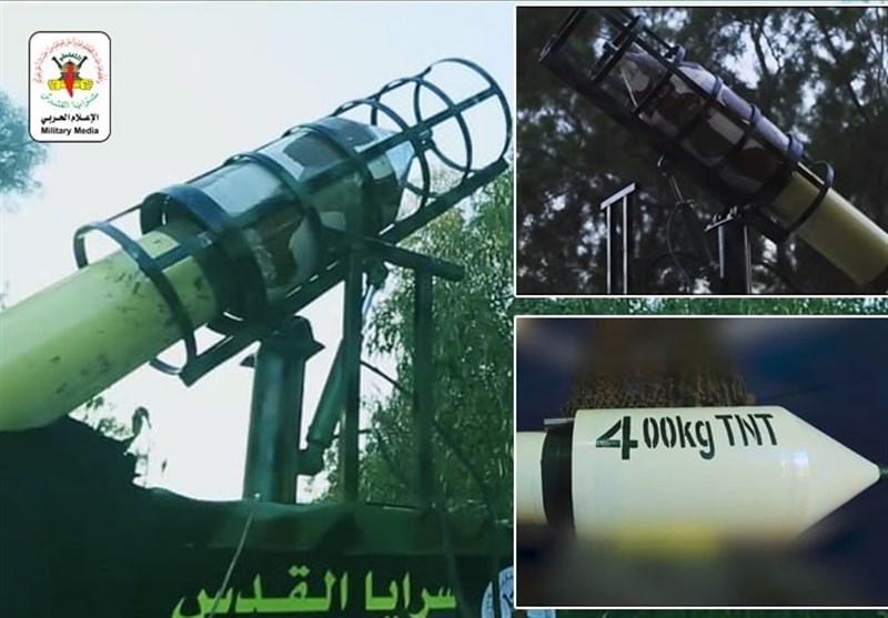 لحظه به لحظه با تحولات فلسطین| عملیات ضد صهیونیستی در قدس/ حمله به سکوی گازی اسرائیل/ رونمایی از موشک «قاسم»+فیلم و عکس