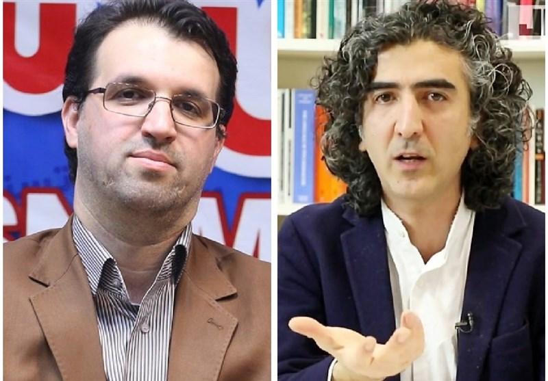 گفتوگوی پرویز امینی با علیزاده درباره آرایش سیاسی انتخابات 1400
