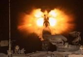 حمله توپخانهای رژیم صهیونیستی به شرق رفح و خانیونس/ حمله موشکی قسام به شهرکهای اسرائیلی