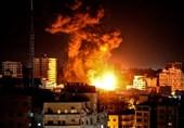 لحظه به لحظه با تحولات فلسطین| شدیدترین حمله شبانه به غزه/ استفاده اسرائیل از سلاحهای ممنوعه/حمله موشکی جدید به «عسقلان»