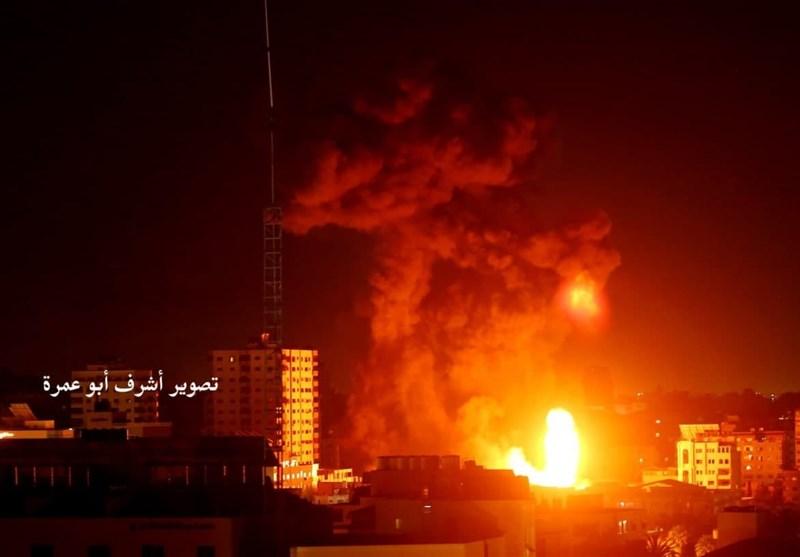 نوار غزه , کشور فلسطین , رژیم صهیونیستی (اسرائیل) ,