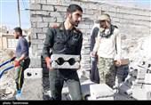 خدمتی از جنس غیرت؛ جهاد بسیجیان سمنان در مناطق سیلزده ادامه دارد
