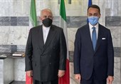 Iran, Italy Mull Enhancement of Economic Ties