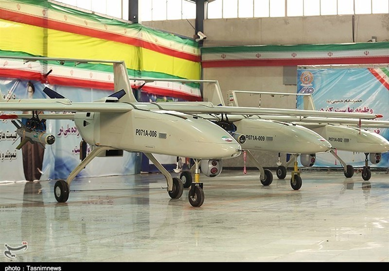 Iran's Army to Get 1,000 New Drones