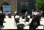 تجمع خودجوش طلاب استان مرکزی در حمایت از مردم مظلوم فلسطین به روایت تصویر