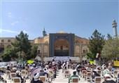 اجتماع مردم قم در اعلام انزجار از جنایات عوامل استکبار در افغانستان و فلسطین+ تصاویر