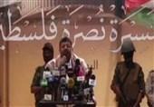 الحوثی : لیذهب تحالف العدوان لتحریر فلسطین ونحن سنسانده