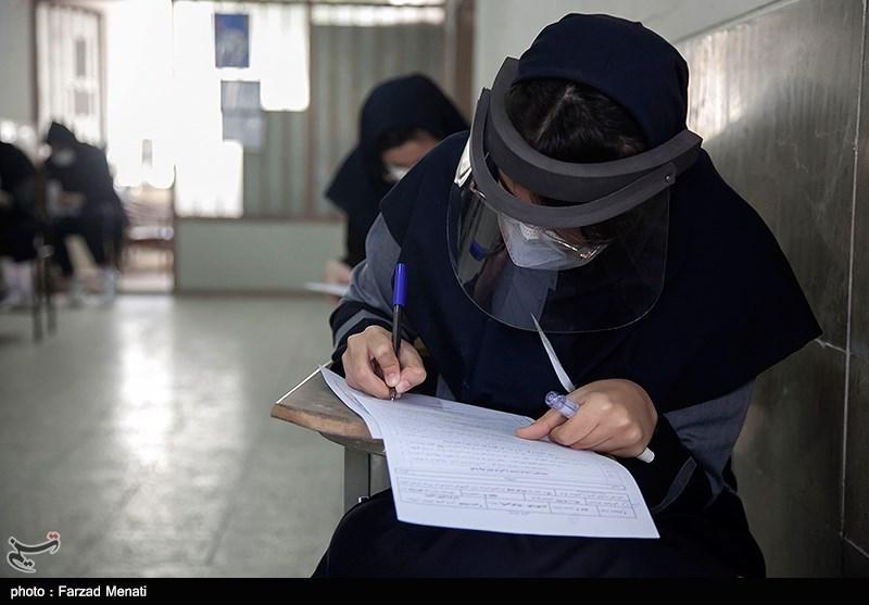 مشکلات اجرای پروتکلهای بهداشتی در امتحانات حضوری/ تشدید نظارت بر حوزههای امتحانی