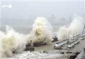 مفقود شدن 127 سرنشین یک قایق در توفان هند