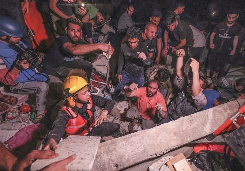 گلوبال تایمز: سکوت بایدن در موضوع فلسطین دنیا را ناامید کرد