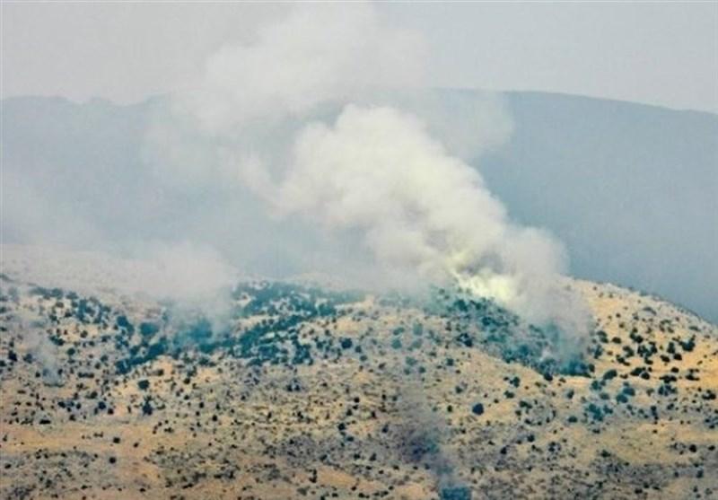 حادثه امنیتی در مرز لبنان با فلسطین اشغالی/ المنار: دو راکت بهداخل خاک لبنان اصابت کرد