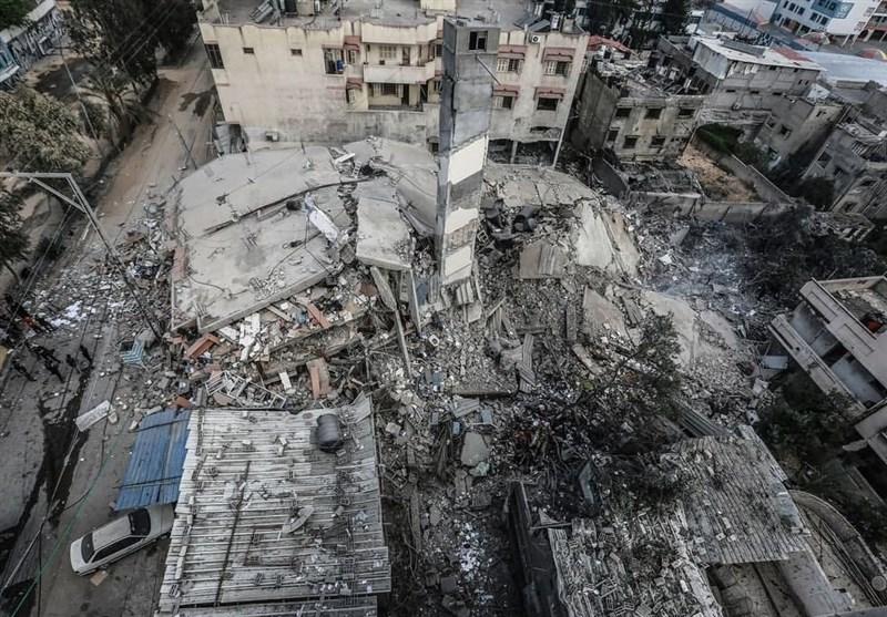 اعلام شماره حساب از سوی هلال احمر برای کمک به مردم غزه