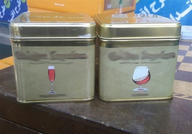 کشف محموله تنباکو با طعم شراب! + عکس