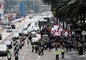 ادامه اعتراضات به صهیونیستها از سئول تا جاکارتا