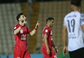 جام حذفی فوتبال  صعود پرسپولیس با پیروزی پُرگل مقابل شاهین/ خبری از شگفتی نبود