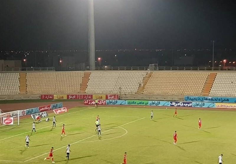 تیم پرسپولیس تهران با پیروزی پرگل به مرحله یک چهارم نهایی جام حذفی صعود کرد