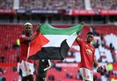 Paul Pogba, Amad Diallo Show Support for Palestine at Old Trafford