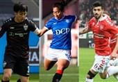 انصاریفرد و عزتاللهی نامزد عنوان بهترین لژیونر هفته فوتبال آسیا