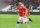 سوپرلیگ دانمارک| نخستین امتیاز تیم عزتاللهی