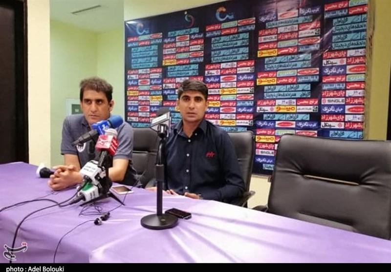 سرمربی شاهین: حد توان ما مقابل بهترین تیم آسیا همین بود/ فکر میکنید میگذارند تیم بندر عامری قهرمان شود؟!