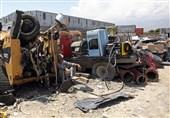 جزئیات تازه از خروج نظامیان آمریکایی از افغانستان؛ روند تخریب تجهیزات ادامه دارد