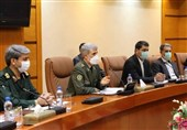 Palestine Inspired by Syrian Resistance: Iran's Defense Minister
