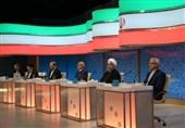 خاطره قاری مناظرات انتخاباتی از همکلامی با نامزدهای ریاست جمهوری در اتاق گریم