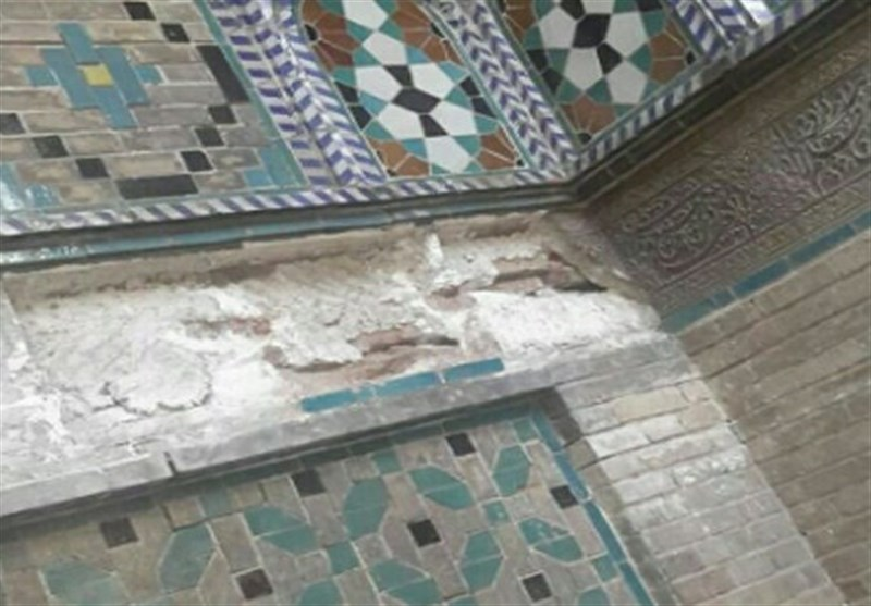 """میراث فرهنگی قزوین درباره سرنوشت کتیبه """"آبانبار مولاوردیخان"""" پاسخگو نیست"""