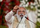 مثبت شدن آزمایش دو سوم از مراجعان هندی به کرونا / کاهش شدید محبوبیت نخست وزیر