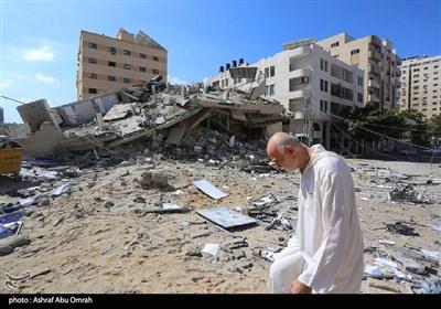 Israel Pounding Gaza, Killing Civilians