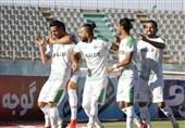 جام حذفی فوتبال  صعود آلومینیوم با حذف تراکتور 10 نفره در روز اخراج منصوریان و خطیبی + عکس
