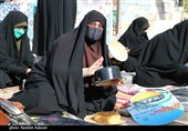 سرنگونی و متلاشیشدن؛ پیام مقلوبه فلسطینی زنان دیار حاج قاسم به رژیم جعلی اسرائیل+ تصاویر