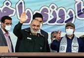 IRGC Reaffirms Support for Palestine