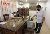 السوریون فی الخارج یبدؤون الاقتراع بانتخابات رئیس الجمهوریة