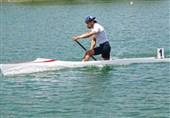 مسابقات قهرمانی جهان آبهای آرام|نبی رضایی دوازدهم شد