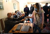 Syrian Expats in Iran Vote in Presidential Election