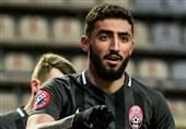 Sayyadmanesh on Belgian, Ukrainian Clubs' Radar: Report