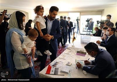 إجراء الانتخابات الرئاسیة السوریة فی طهران