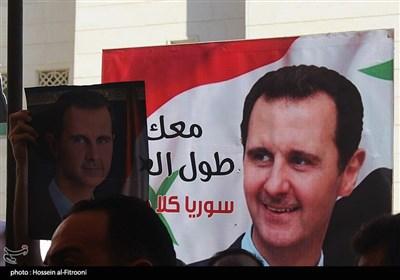 بتفویض شعبی غیر مسبوق .. بشار حافظ الأسد الرئیس العشرون لسوریا